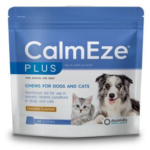 CalmEze Plus Chews for Pets