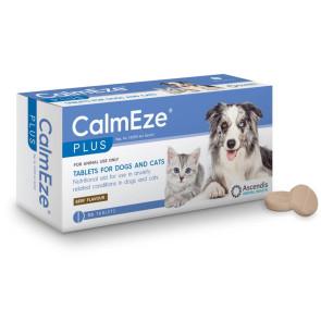 CalmEze Plus Tablets for Pets - 30s