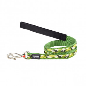 Red Dingo Design Fixed Dog Lead - Camouflage Green