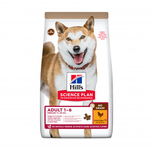 Hill's Science Plan No Grain Chicken Adult Dog Food