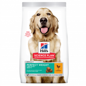 Hill's Science Plan Perfect Weight Large Adult Dog Food