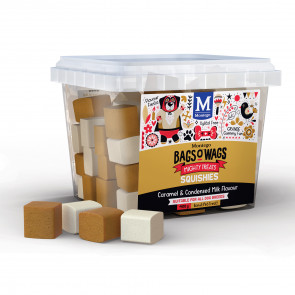 Montego Bags O Wags Caramel & Condensed Milk Flavoured Squishies