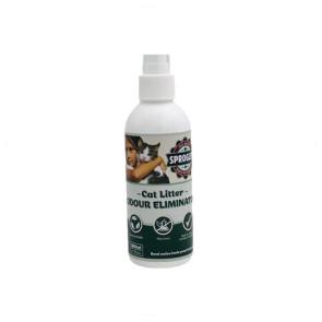 Sprogley Cat Litter Odour Eliminator Spray - 200ml