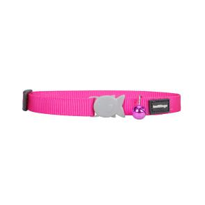 RedDingo Cat Collar-Hot Pink