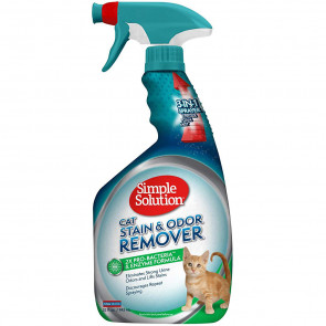 Simple Solution Cat Stain & Odour Remover - 750ml