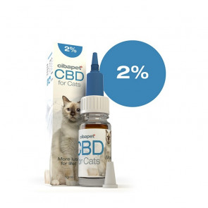 Cibapet Cat CBD Oil - 200mg