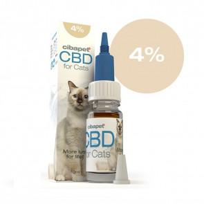 Cibapet Cat CBD Oil - 400mg