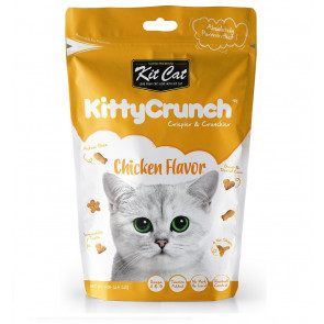 Kit Cat Chicken Kitty Crunch Treats - 60g
