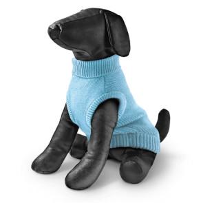 Rogz Wolf Skinz Dog Jersey - Blue