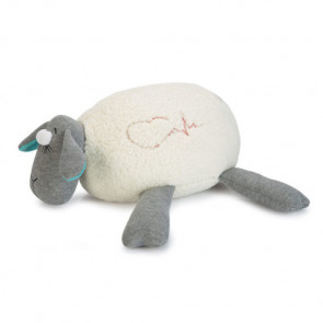 Beeztees Puppy Heartbeat Cuddle Toy