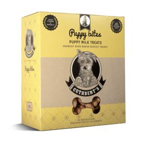 Cuthbert's Milk Puppy Biscuits