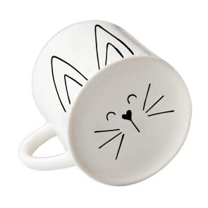 Sugar & Vice Handmade Ceramic Cutie Cat Mug