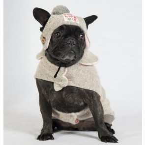 Dog's Life Under The Moon and Stars Hat - Grey