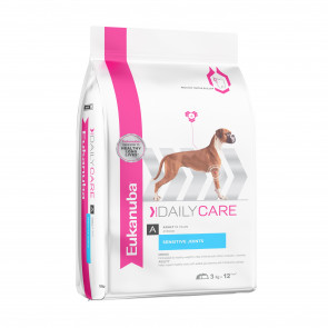 adult sensitive joints dog food