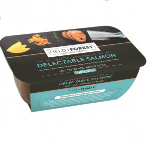 Field & Forest Salmon Adult Wet Food Tub