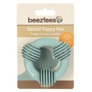 Beeztees Puppy Dental Ring - Green