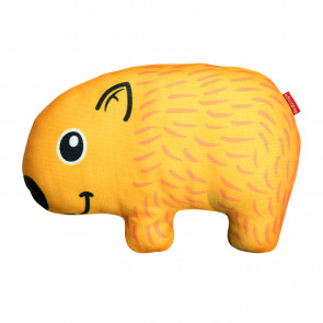 Red Dingo Durables Plush Dog Toy - Wendy the Wombat