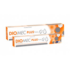 Diomec Plus Paste Dog & Cat Diarrhea Supplement
