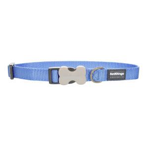 Red Dingo Dog Collar - Mid Blue