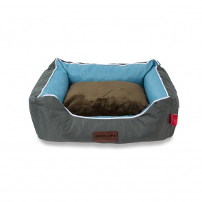 Dog's Life Waterproof Premium Country Bed - Olive