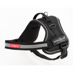 Dog's Life No Pull Control Handle Dog Harness - Black