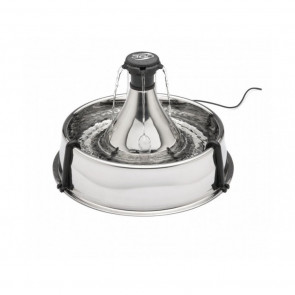 Drinkwell 360 Stainless Steel Pet Fountain -3.8L