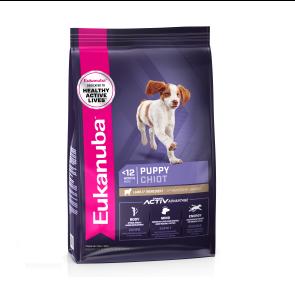Eukanuba Small and Medium Breed Puppy Food - Lamb & Rice