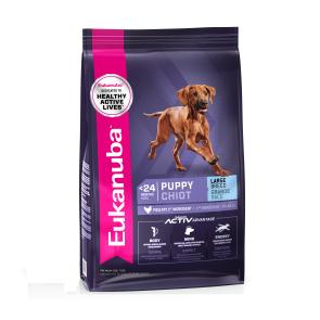 Eukanuba Puppy Large Breed Dog Food