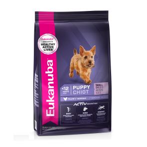Eukanuba Puppy Small Breed Dog Food