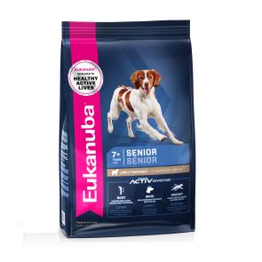 Eukanuba Senior All Breed Lamb & Rice Dog Food