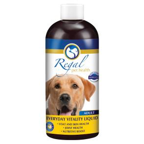 Regal Everyday Vitality Dog Supplement - 400ml