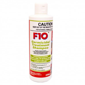 F10 Germicidal Barrier Pet Shampoo