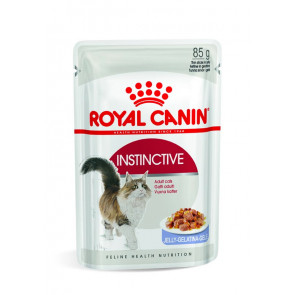 Royal Canin Wet Instinctive Chunks In Jelly Cat Food Pouch