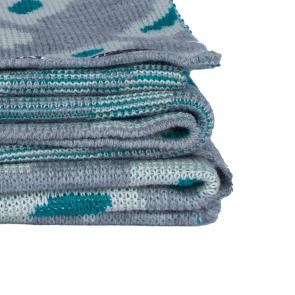 Urbanpaws Fibi Knitted Pet Blanket