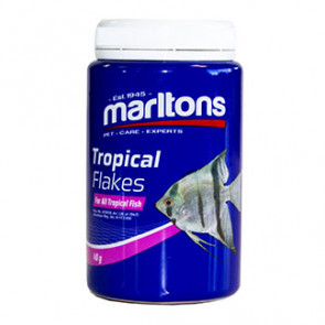 Marlton's Tropical Fish Flakes