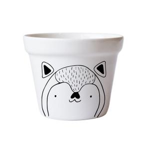 Sugar & Vice Handmade Ceramic Foxy Planter