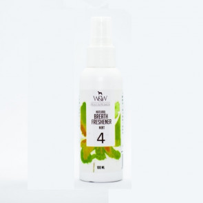 Wolf & Women Natural Mint Breath Freshener Spray - 150ml