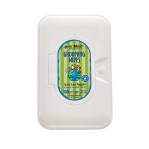Earthbath Green Tea & Awapuhi Grooming Wipes