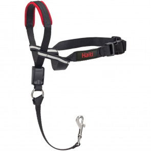 Halti Optifit Dog Training Headcollar - Black