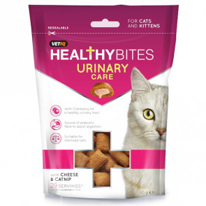 Mark & Chappell Healthy Bites Urinary Care Cat Treats - 65g
