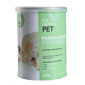 The Herbal Pet Dog & Cat Cleansing Formula - 240g