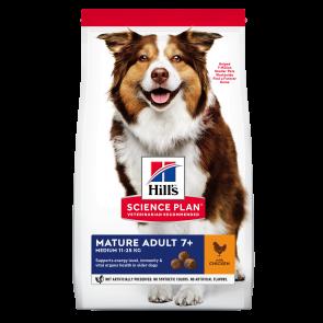 Hill's Science Plan Canine Medium Adult 7+ Chicken