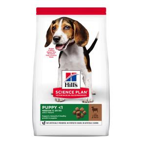 Hill's Science Plan Lamb & Rice Medium Puppy Food