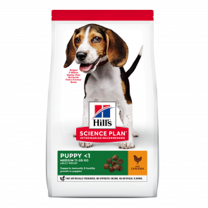 Hill's Science Plan Medium Puppy Chicken Dog Food
