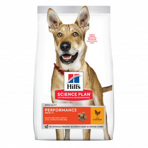 Hill's Science Plan Performance Adult Chicken Dog Food