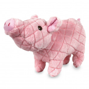 Mighty Toys Mighty Farm Piglet Plush Dog Toy