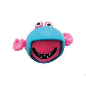 Pawz to Clawz Helmet Head Crab Small Dog Toy