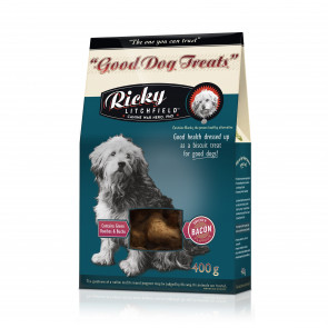 Ricky Litchfield Good Dog Treat - smoky bacon