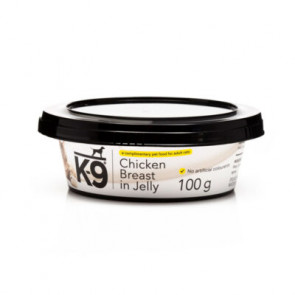 K-9 Chicken Breast in Jelly Cat Food Tubs