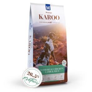 Montego Karoo Large Puppy Food